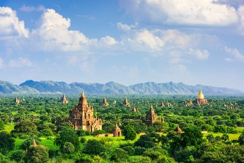 Temples of Ancient Bagan, Myanmar